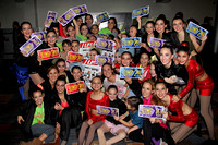 Monique Dance Studio con sus premios