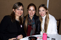 Graciela Botello, Cecilia Botello y Jocelyn Botello