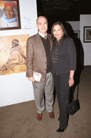 Francisco Garza EGloff y Nancy de Garza