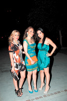 Erika Wise, Rossy Samperio y Martha Deutsch
