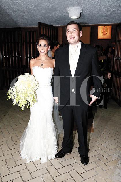 Camilo Villegas Wedding