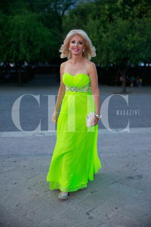 Chic Magazine | Boda Mariana de la Garza y Gerardo Guajardo | Elsa Aguirre de Treviño