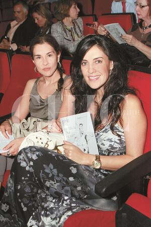Chic magazine ballet de mty 28 09 12 gabriela elizondo - Gabriela elizondo ...