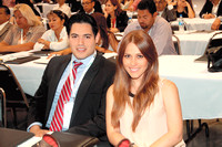 David de la Pena y Lorena Portillo